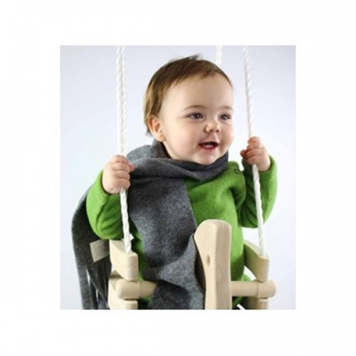 Reiff Scarf for Kids Organic Fleece Wool