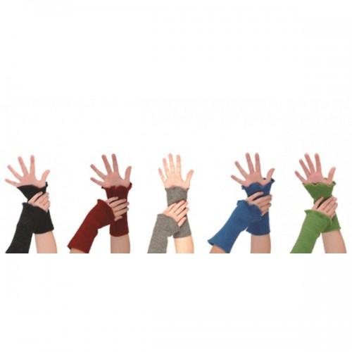 Reiff Wristlets of Boiled Organic Merino Wool