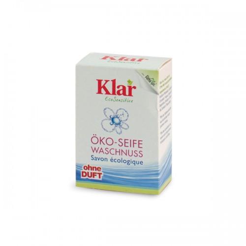 Organic & Vegan curd soap with soap nut  | Klar