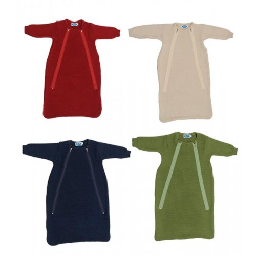 Summer sleeping bag SiLa with sleeves by Reiff