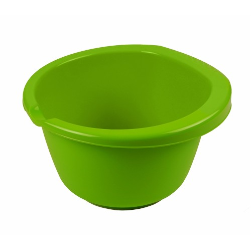 Greenline Mixing Bowl, 3 litres of bio-based PE bioplastic | Gies