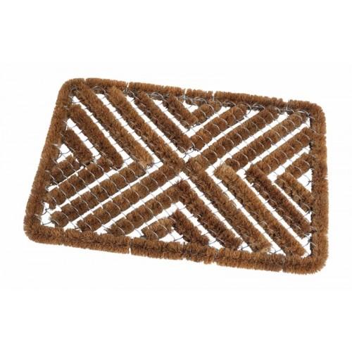 Kokos Fußmatte aus Kokosfasern
