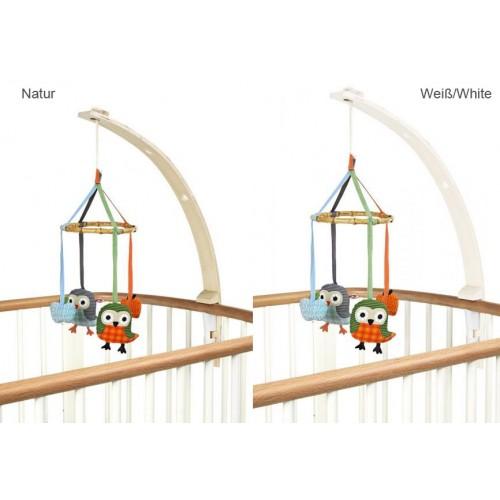 Mobilehalter Baby Amuse aus Holz
