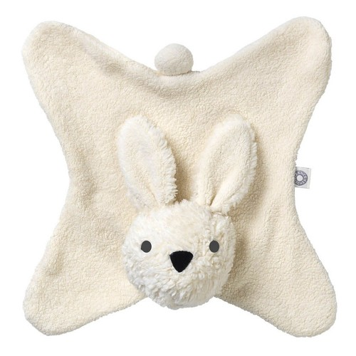 Franck & Fischer Anika, off-white Rabbit cuddle cloth