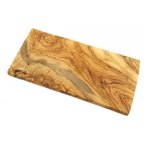 Olive Wood Cutting Board, rectangular, 30 cm (11.81 in) |  D.O.M.