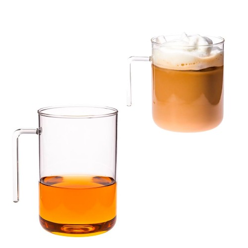 Mug OFFICE dot – Glass Cup | Trendglas Jena