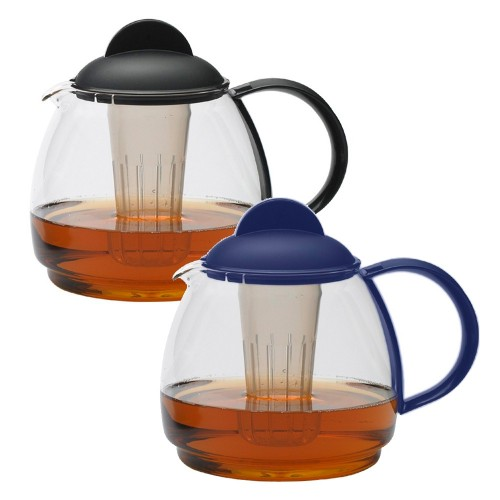 Tea jug – various Capacity & colourful Lids | Trendglas Jena