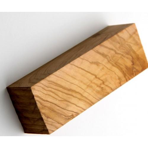 Raw Olive Wood Block - DIY | Olivenholz erleben D.O.M.