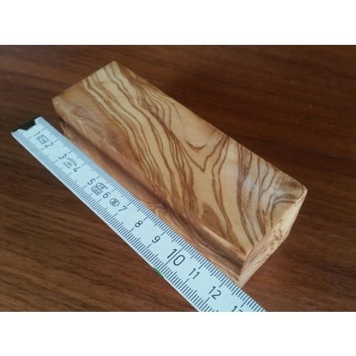 Raw Olive Wood Block 40 x 40 x 120 mm » D.O.M.