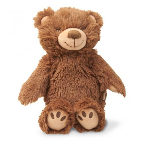 Natural heating pillow & bear soft toy | Gruenspecht