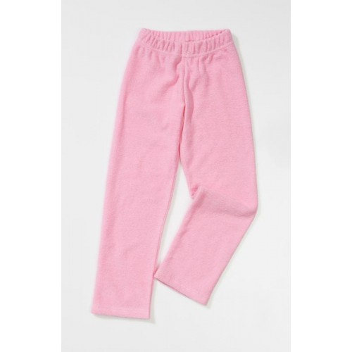 Kids terry cloth trousers made of GOTS cotton | early fish