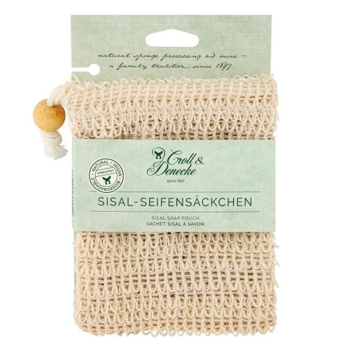 Sisal Soap Bag - plastic-free & vegan | Croll & Denecke