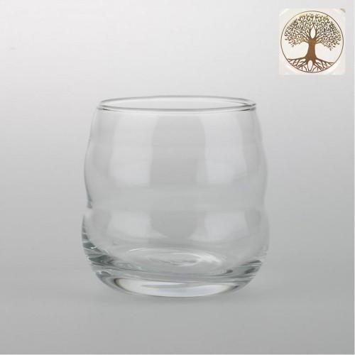 Nature's Design Glass Mythos Tree of Life laser-engraved