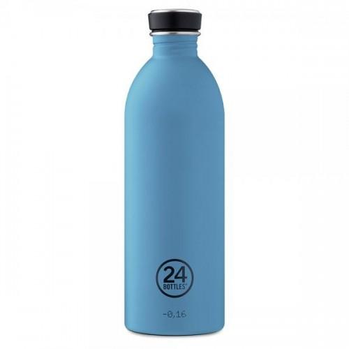 24Bottles Urban Bottle Stainless Steel Powder Blue1 l