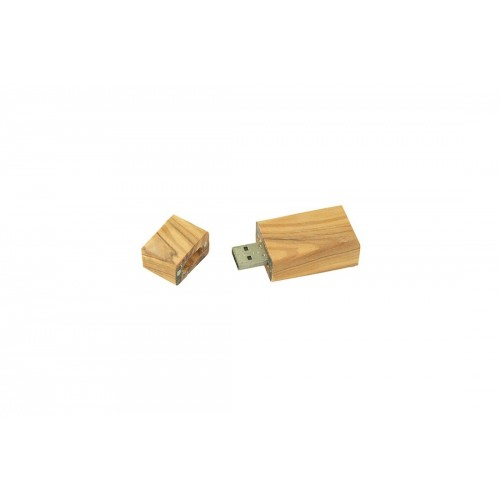 USB Memory Stick in Olive Wood body | D.O.M.