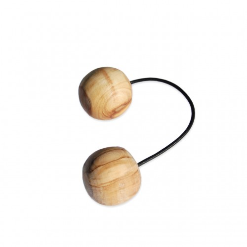 Cat Balls from Olive Wood - 100% natural cat toy | D.O.M.