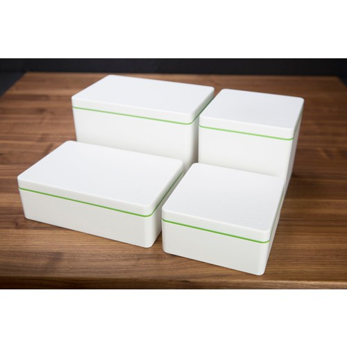 The longish one storage box – bioplastics 2,1 l