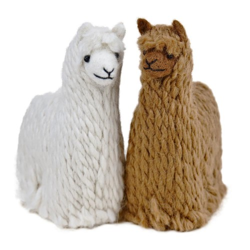 Alpaca Surito Decoration, Baby Alpaca Figures | AlpacaOne