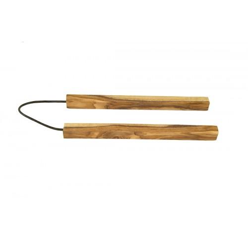 Olive Wood Pot Saucer functional & minimalist | Olivenholz erleben