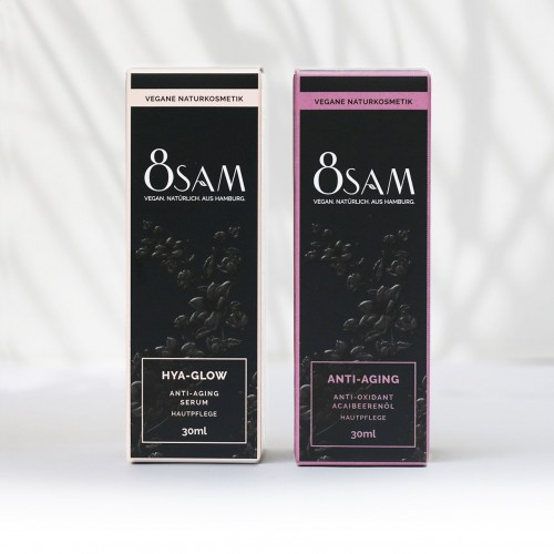 8SAM SET No2 - Mindful Anti-Aging Kit vegan