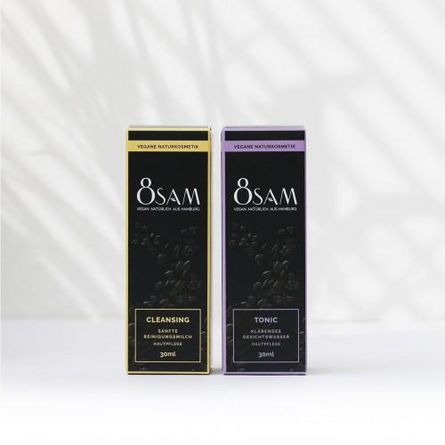 8SAM SET No7 - mindful travelling cosmetics