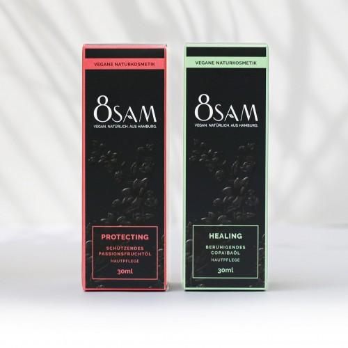 8SAM SOS SET No8 - Bye Pimple. Vegan cosmetics
