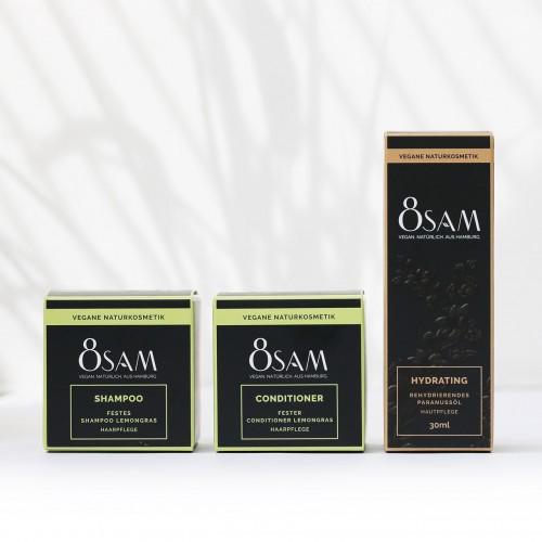 8SAM SET No9 – HAIRCARE vegan & natural