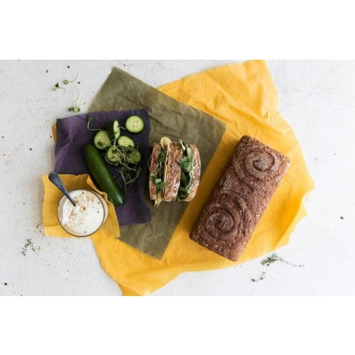 Beeswax Cloth Organic Starter Kit by Toff & Zuerpel®