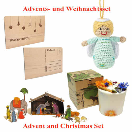 Advent and Christmas Set