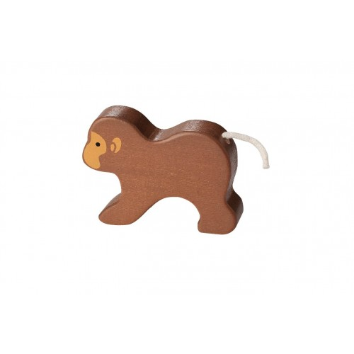 EverEarth Bamboo Monkey FSC® wooden toy