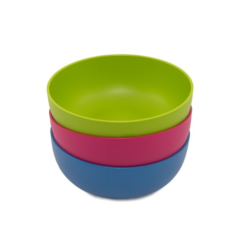 ajaa! Kids My First Meal Bowls from bioplastics - various colours