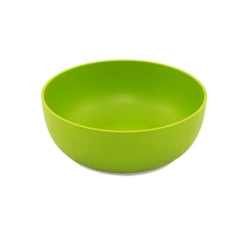ajaa! Kids My First Meal Bowls from bioplastics - Lime