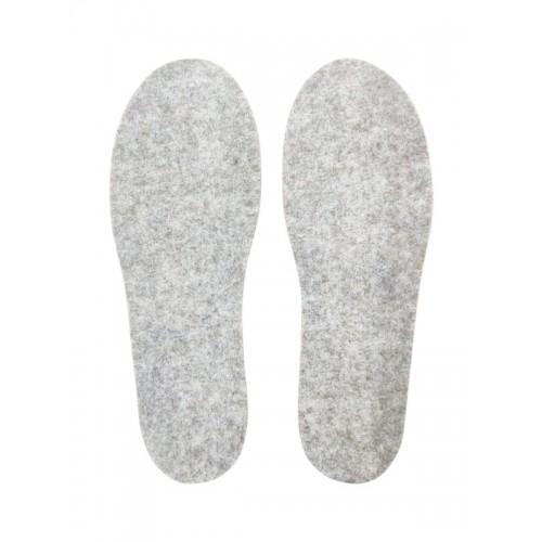 Alpaca Felt Insoles Organic Foot Warmers | Albwolle