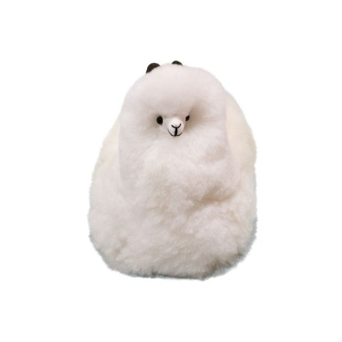 Alpaca Mimi decorative figure lying, fair made | AlpacaOne