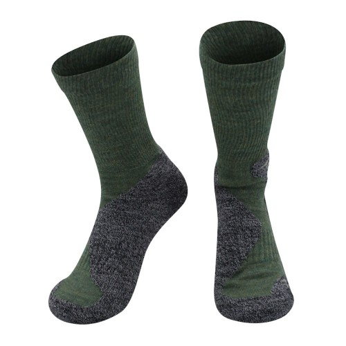 Alpaca Wool Outdoor & Hunting Socks, bicolour, all-gender | AlpacaOne