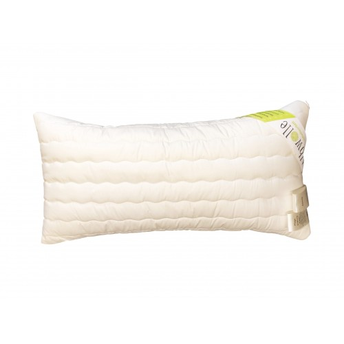 Bio Alpaca Pillow with wool beads filling | Albwolle