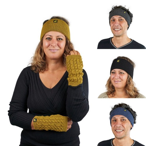 Alpaca Headband Malbun Slim for women & men | AlpacaOne