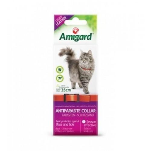 Natural Anti Parasites Cat Collar | Amigard