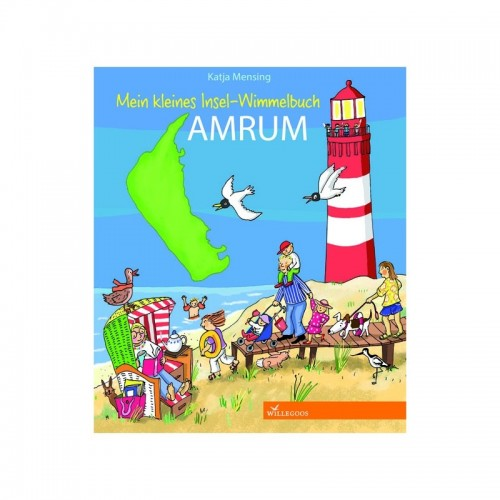 Discover Island Amrum - children's picture book | Willegoos Publisher