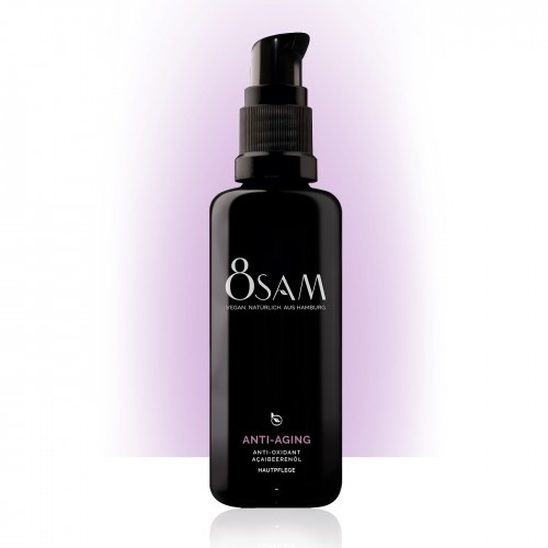 Acai berry oil by 8SAM natural cosmetics