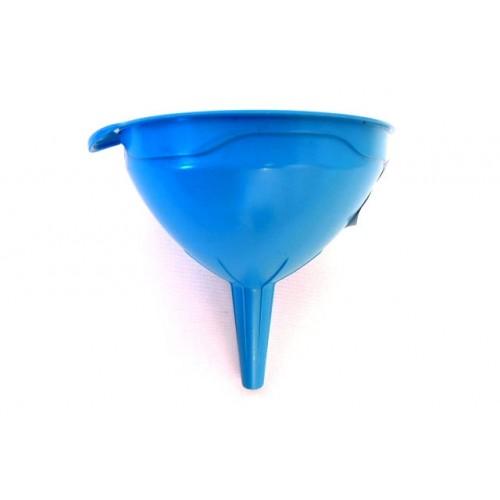 Biodora Bioplastic Funnel, Cyan