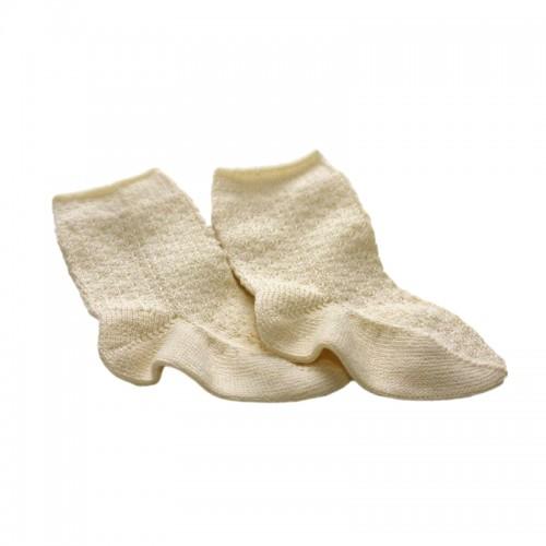 Vegane Baby Socken aus Bio-Baumwolle | Sonnenstrick