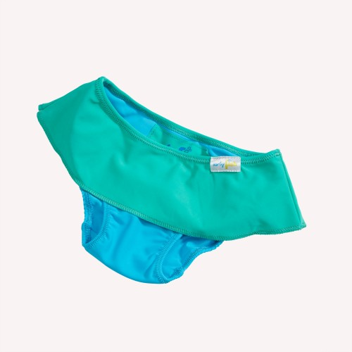 Eco Bikini Briefs Ruffles – Bathing Trunks | early fish