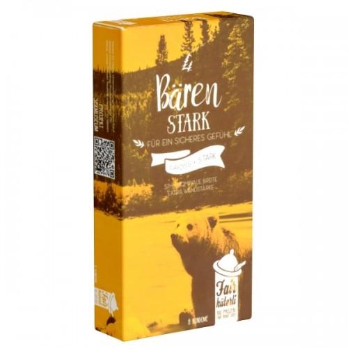 Vegan Eco Condom XL - Fair Trade Latex » Fairhueterli