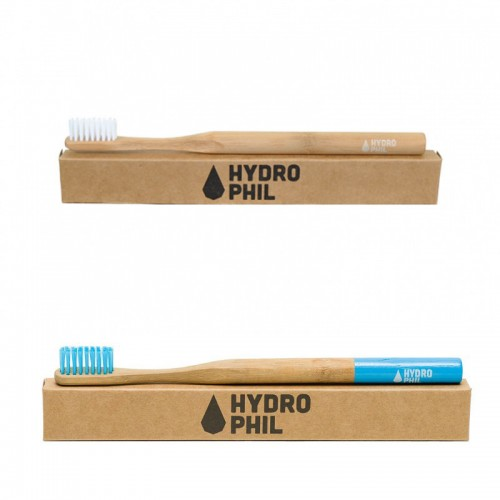Sustainable Bamboo Toothbrush for adults | Hydrophil