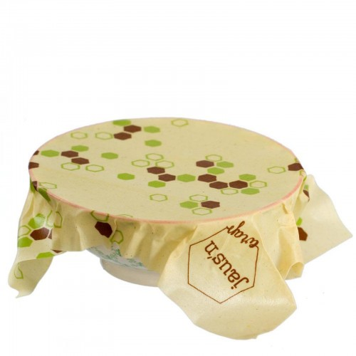 Jaus'n Wrap Organic Beeswax Cloth