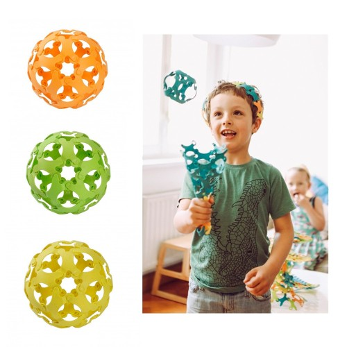 TicToys Binabo Ball 36 Chips & Construction Game