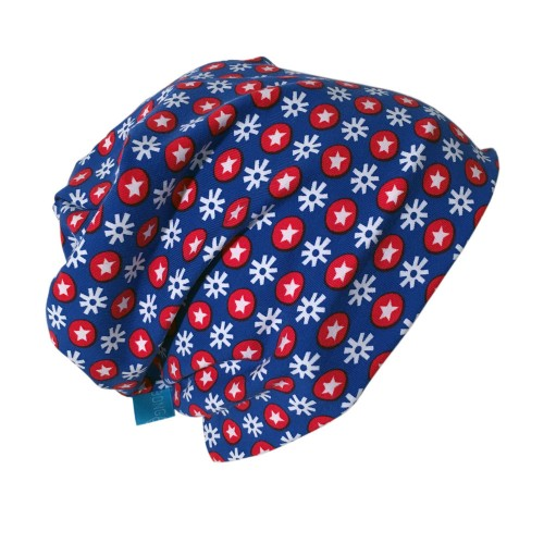 GOTS Organic cotton Cap Little Royal Stars | bingabonga