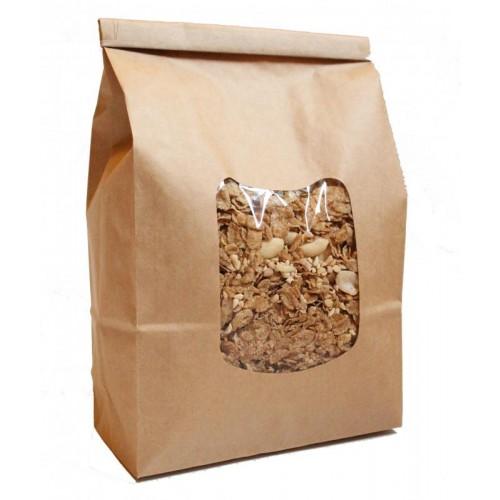 Bio-Cornflakes mit Nüssen