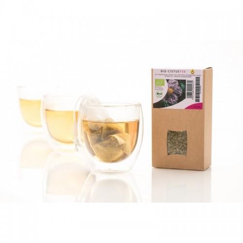 Organic hibiscus tea   25 Filter bags   Weltecke